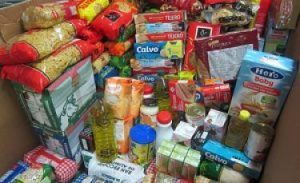 ¡¡¡CONTIGO PODREMOS!!! Campaña solidaria de recogida de alimentos